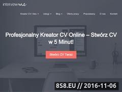 Miniaturka domeny interviewme.pl