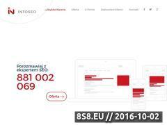 Miniaturka domeny www.intoseo.pl