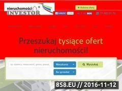 Miniaturka domeny www.investor.opole.pl