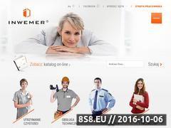 Miniaturka domeny www.inwemer.pl