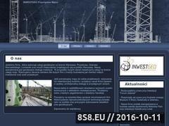Miniaturka domeny inwestgeo-geodezja.pl