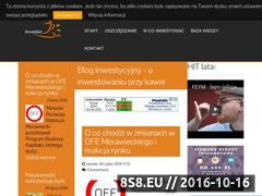 Miniaturka domeny inwestorcafe.pl