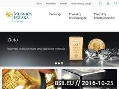 Miniaturka domeny inwestycje.mennica.com.pl