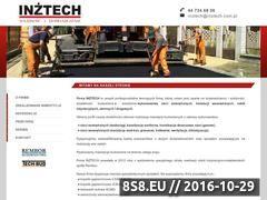 Miniaturka domeny inztech.com.pl