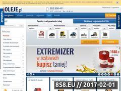 Miniaturka domeny ioleje.pl
