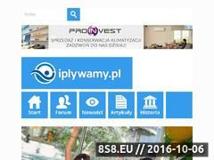 Miniaturka domeny iplywamy.pl