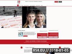 Miniaturka iqbanque.pl (IQ Banque)