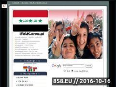 Miniaturka domeny www.irak.xmc.pl