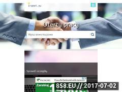 Miniaturka iranet.eu (Portal z ofertami pracy w Polsce i za granicą)
