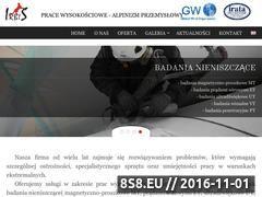 Miniaturka domeny irbis-alpin.pl