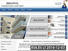 Miniaturka domeny www.irkopol.pl