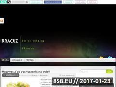 Miniaturka domeny irracuz.blog.pl