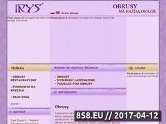 Miniaturka domeny www.irys.pl