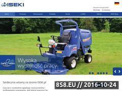 Miniaturka domeny iseki.pl