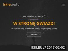 Miniaturka domeny iskra-studio.pl