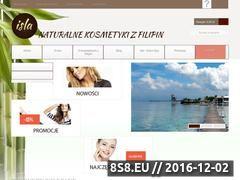 Miniaturka domeny www.isla-sklep.pl