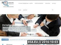Miniaturka domeny iso.org.pl