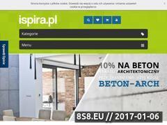 Miniaturka domeny ispira.pl
