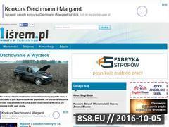 Miniaturka domeny isrem.pl