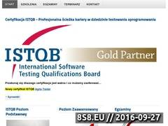 Miniaturka Szkolenia ISTQB ze specjalistami (istqb.com.pl)