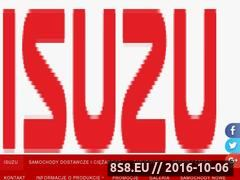 Miniaturka Samochody dostawcze i ciężarowe ISUZU (isuzupoznan.pl)