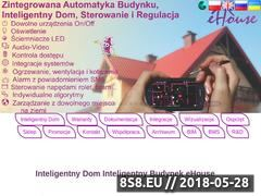 Miniaturka isys.pl (Inteligentny dom)