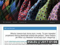 Miniaturka domeny italy-style.pl
