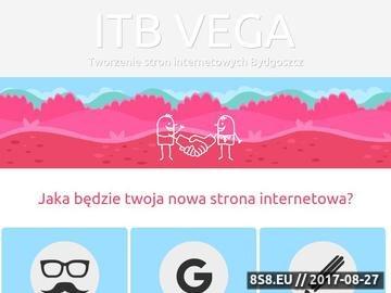Zrzut strony ITB Vega