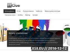 Miniaturka domeny www.itclue.pl