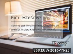 Miniaturka domeny itecomp.pl