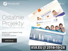 Miniaturka domeny www.ithardcore.com