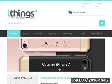 Zrzut strony Akcesoria do smartfonów