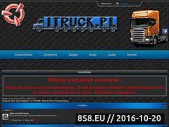 Miniaturka domeny www.itruck.pl