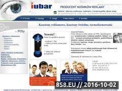 Miniaturka domeny iubar.com.pl