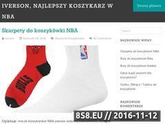 Miniaturka iverson.pl (Opinie i recenzje produktów koszykarskich)