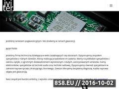 Miniaturka Serwis laptopów, elektroniki, RTV i audio (iviterserwis.pl)