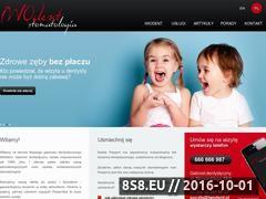 Miniaturka domeny www.iwodent.pl