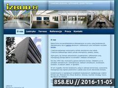 Miniaturka domeny www.izbudr.pl