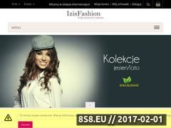 Miniaturka domeny izisfashion.pl