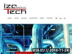 Miniaturka domeny www.izotechosadnik.pl