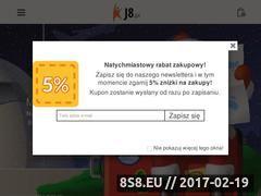 Miniaturka domeny www.j8.pl