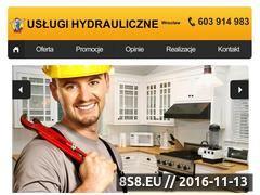 Miniaturka domeny www.jacek-hydraulik.pl