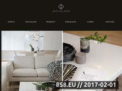 Miniaturka domeny jachalska.com