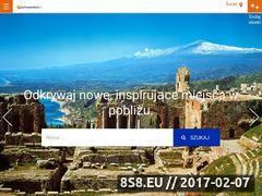 Miniaturka jachcenawakacje.pl (Blog turystyczny i katalog stron)