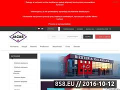 Miniaturka jagar.com.pl (Hurtownia gadżetów w Białymstoku JAGAR)