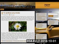 Miniaturka domeny www.jaguartrend.pl