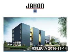 Miniaturka domeny www.jakon.pl
