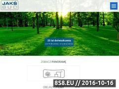 Miniaturka domeny www.jaksbud.pl