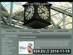 Miniaturka domeny www.jakzrobicstrone.pl