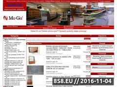Miniaturka www.jalama.pl (Wyposażenie sklepów i meble sklepowe)